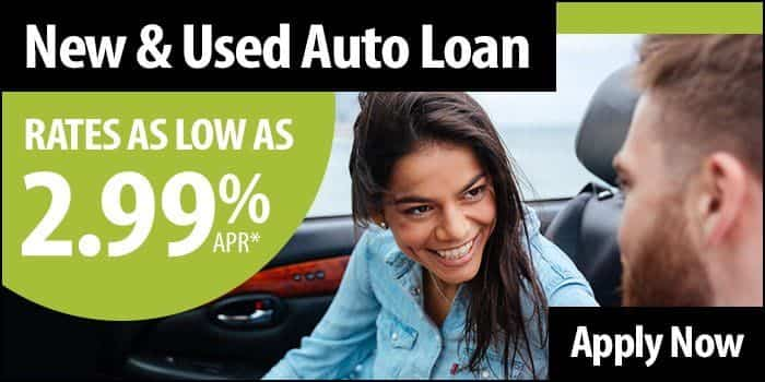 New and Used Auto Loan rates as low as 2.99% APR. Click to Apply Now.