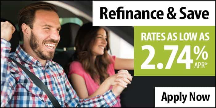 Refinance and Save. Auto rates as low as 2.74% APR. Click to Apply Now.