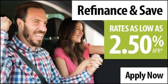 Refinance and Save. Rates as low as 2.50% APR. Apply Now.