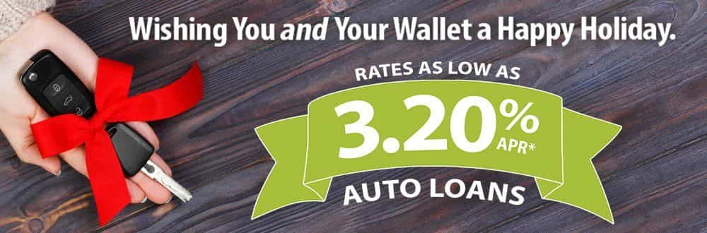 Click to learn about Auto Loans