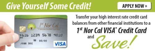 Click to learn more about our Visa Credit Cards.