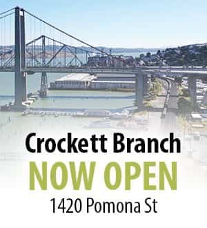 Crockett Branch Now Open