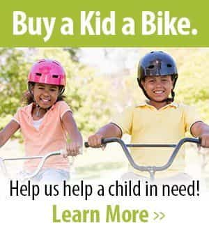 Buy a Kid a Bike - Learn More